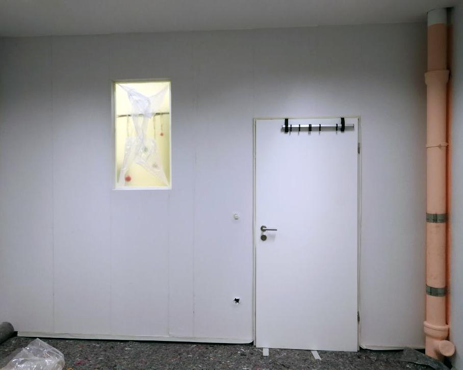 Renovierung Raum 1